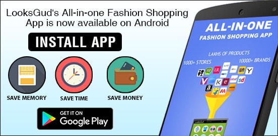 Install All-in-One Fashion Shopping App from LooksGud
