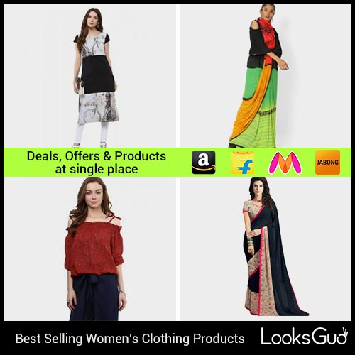 Clothing For Ladies Buy Womens Clothing Online In India -4301
