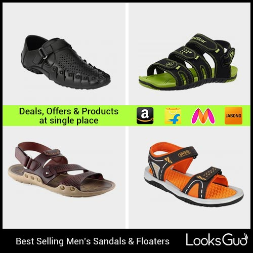 Buy Sandals Amp Floaters For Men At Cheapest Price In India