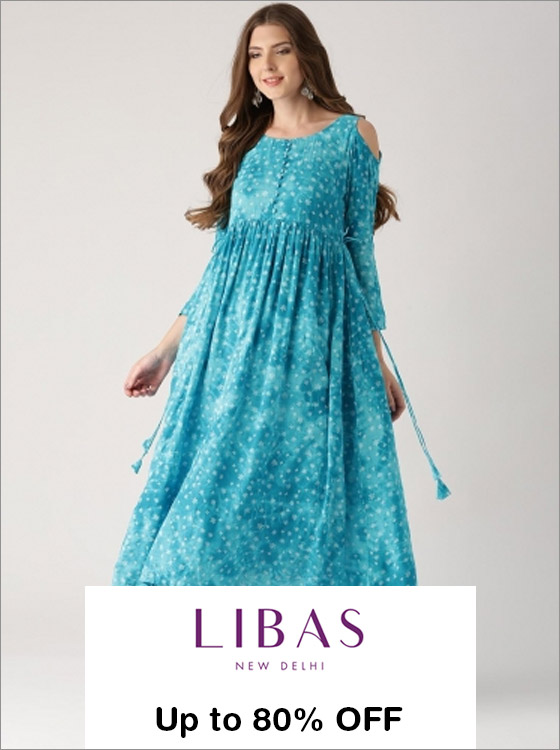 Up to 80% OFF on LIBAS