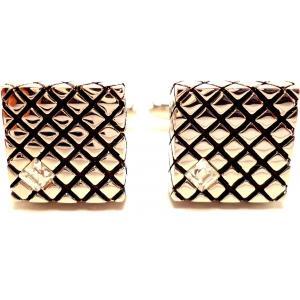 Peluche Brass Cufflink