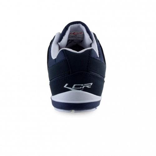Lancer Blue Synthetic Lace Up Running Shoes