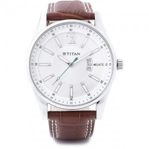 Titan Octane Analog Watch - NE9322SL03A