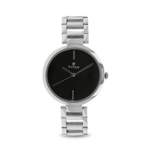 Titan Youth Analog Black Dial Watch - NE2480SM02