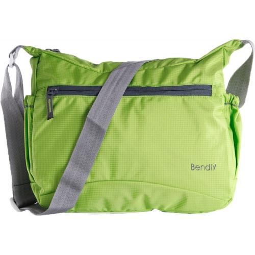 Buy Bendly Men, Women Casual Green Polyester Sling Bag online ...