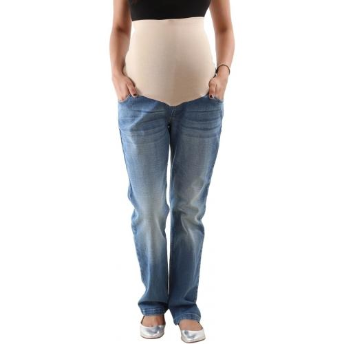 a9207d07c60a4 Buy Kriti Western Maternity Regular Fit Women's Jeans online ...