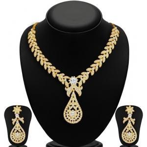 Sukkhi Stylish Zinc Jewel Set