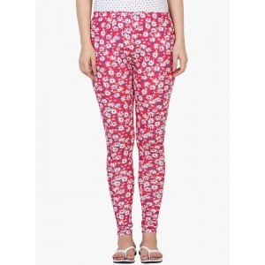 27Ashwood Red Printed Legging