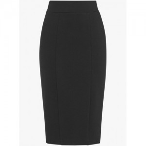 Next Ponte Black Pencil Skirt
