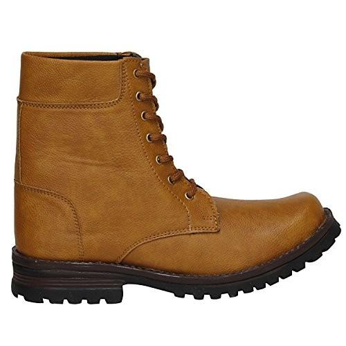 Kraasa Men's Combat Boots
