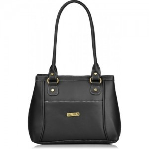 FOSTELO Hynes Black Shoulder Bag