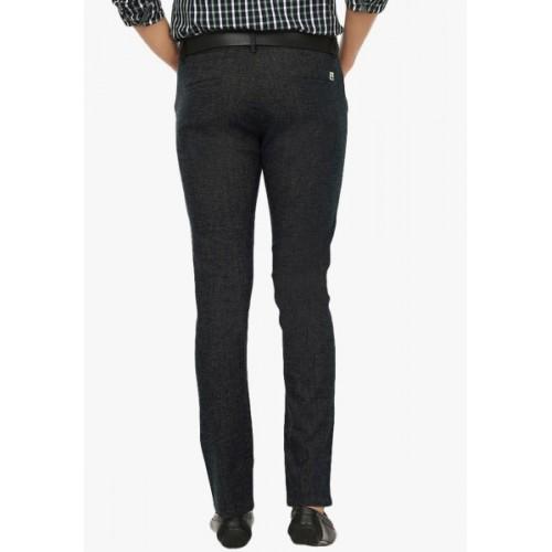 Fever Slim Fit Men's Grey Trousers