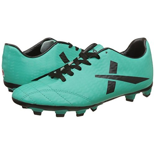 Vector X Green Synthetic Leather Lace Up Sports Shoes