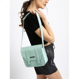 DressBerry Mint Green Sling Bag