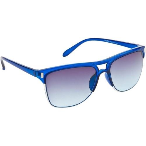 3d6e8d4375f Yaadi Whac Blue Wayfarer Sunglasses  Yaadi Whac Blue Wayfarer Sunglasses ...