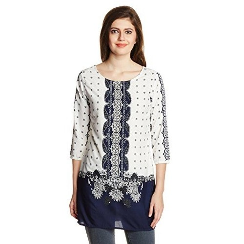 22e8ec92 Buy Lee Cooper Women's Printed Fashion Top online   Looksgud.in