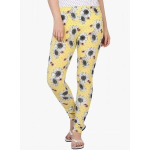 27Ashwood Yellow Printed Legging