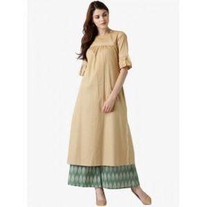 e0f77986266 Buy Libas Paisley Women s Pathani Kurta online
