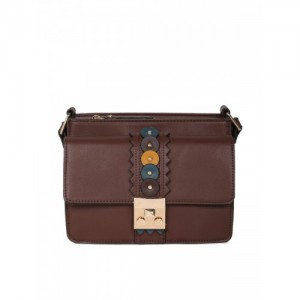 Accessorize Brown Sling Bag