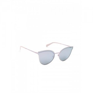 7d22353ab Polaroid Women Mirrored Polarised Cateye Sunglasses PLD 4056/S 3YG 58MF