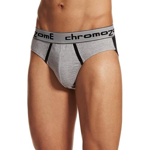 Chromozome Men's Cotton Brief