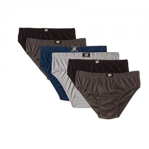 Hanes Men's Cotton Briefs (Pack of 6)