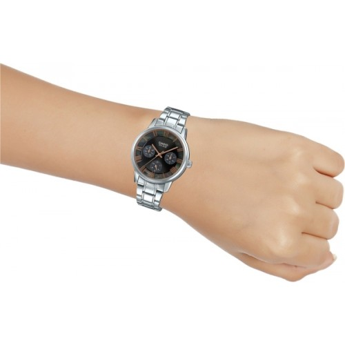 Casio A1244 Enticer Lady's Watch  - For Women