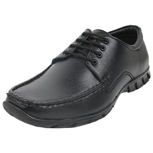 Black Formal Shoes REMO-82 (Size-6x10