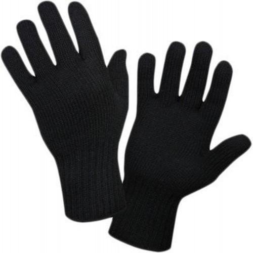 Gajraj Woolen Hand Gloves - Black