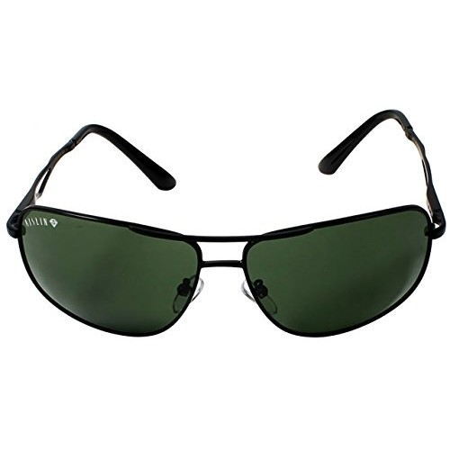AISLIN  Non-Breakable Rectangular Sunglasses For Men