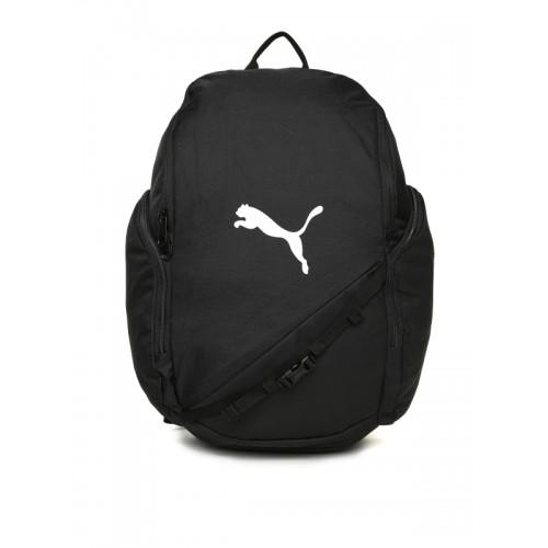 d3ab17d94c Buy Puma Unisex Black Solid LIGA Backpack online