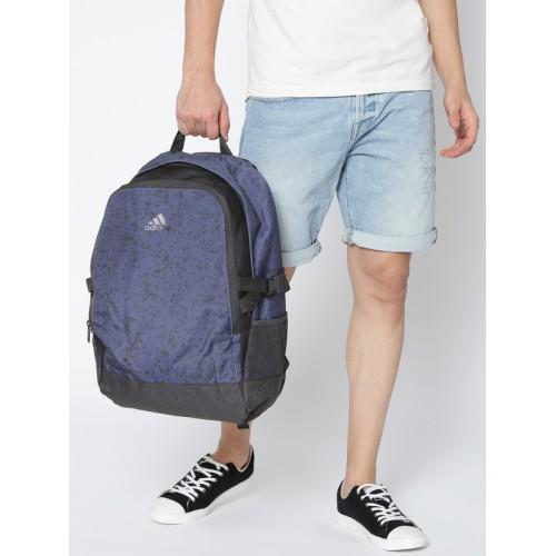 8a7d180e4906 Buy Adidas Unisex Navy Blue   Black Power III LG Laptop Backpack ...