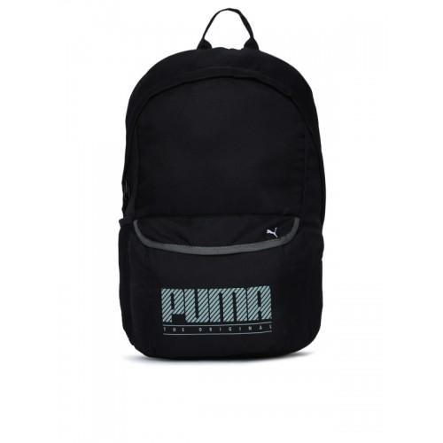 Buy Puma Unisex Black Sole IND Backpack online  829901e84d319