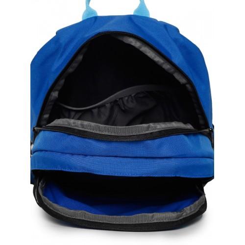 e5feaa74e9 Buy Puma Unisex Blue Brand Logo Deck Backpack online