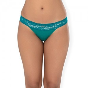 PrettySecrets Supersoft Lacy Thong