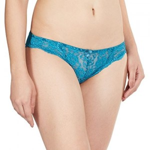 Bwitch Women's Jade Brief (BW014-0107_Green_X-Large)