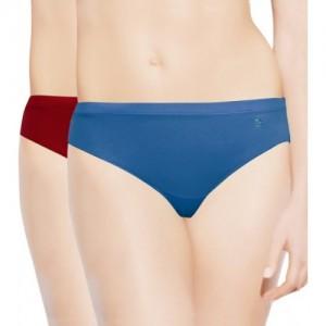 Enamor Multicolor Modal Solid Women's Bikini Panty