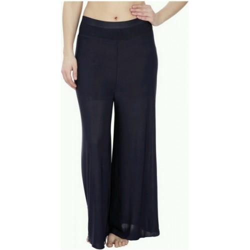 Lambency Regular Fit Women's Dark Blue Trousers