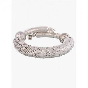 Prita Silver Alloy Bracelet