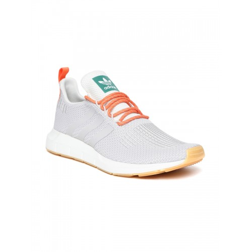03726de13 Buy Adidas Originals Men Grey Swift Summer Running Shoes online ...