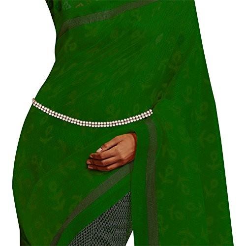 I Jewels Traditional Gold Plated Kundan Kamarband for Women