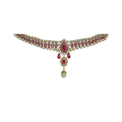 Handicraft Kottage Gold Plated Belly Chain for Women