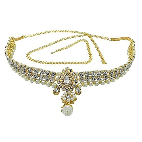 Pcm Kamar Bandh Gold Plated For Women
