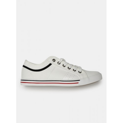 Mast & Harbour White Sneakers
