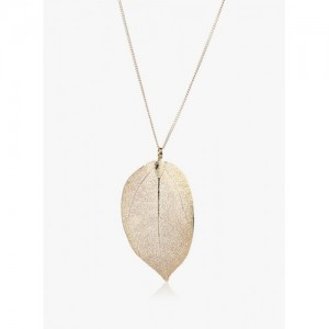 Accessorize Golden Necklace