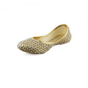 Shoe Lab Golden Mojaris