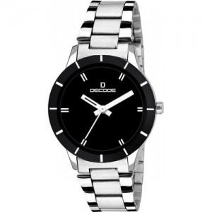 Decode LR505-CH Elite Black Dail Watch