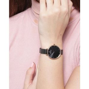 Daniel Klein Brown Casual Analog Watch