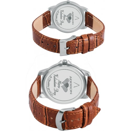ADIXION 95SL01 New Combo Symbol of Love Couple  Watches
