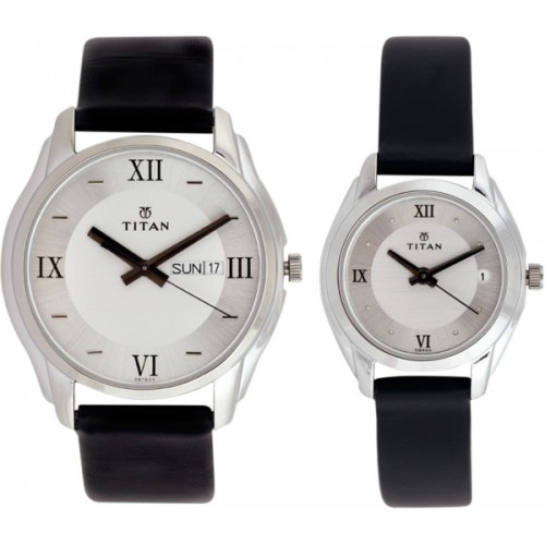 Titan NH15782489SL03 Bandhan Watch  - For Couple
